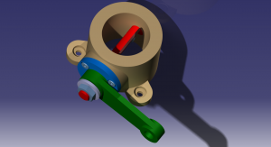 Valve Design Using Catia