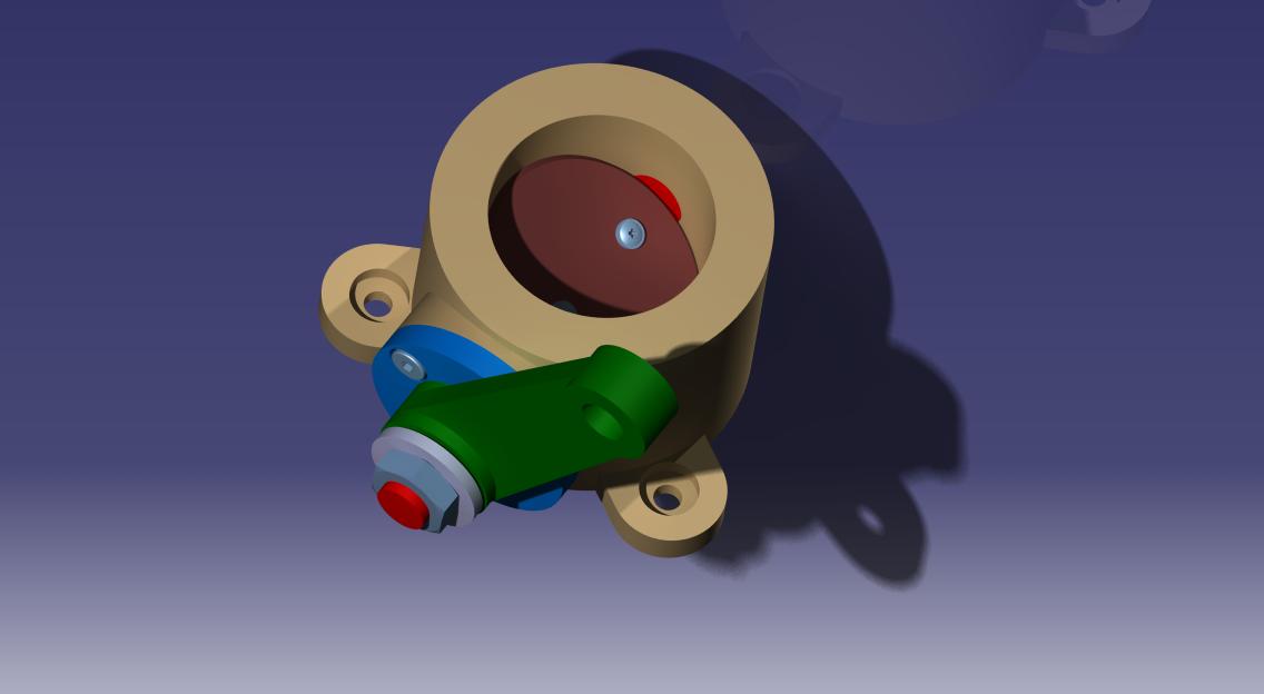 Valve Design Using Catia