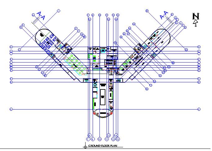 3 Star hotel plan