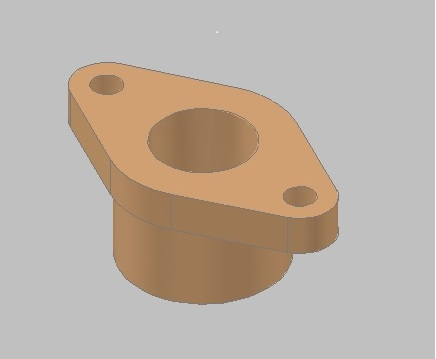 Gland for Stuffing Box