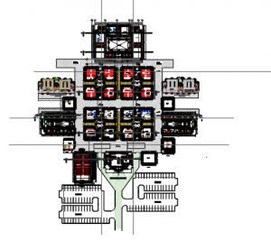 Argo industrial design complete AutoCAD file