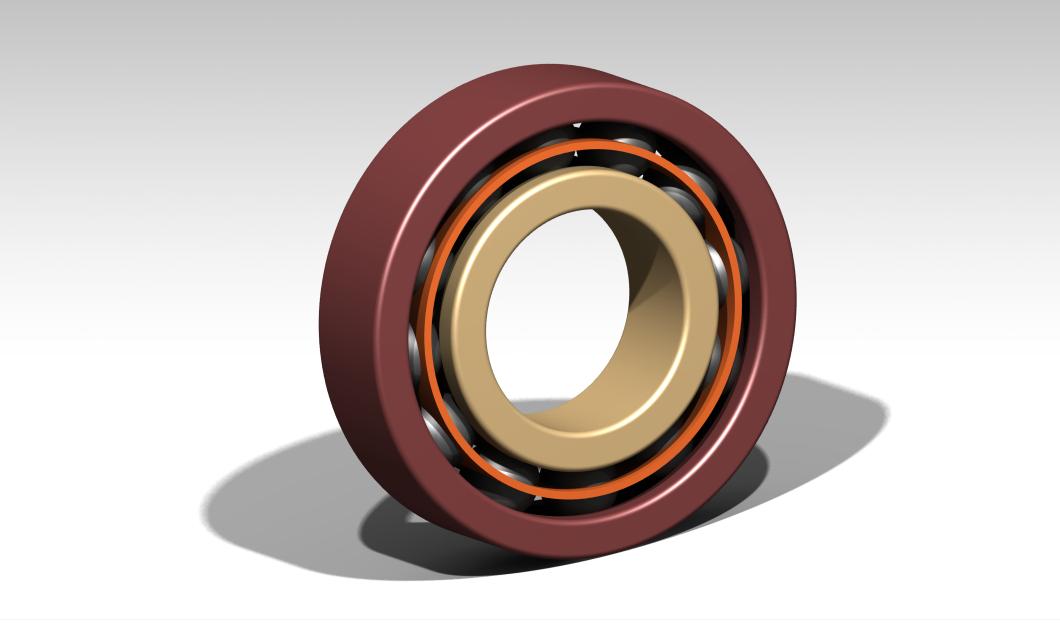 Ball bearing Catia file