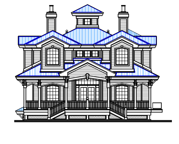Fifty 50 Modern Residential House Designs With More Than 500 Autocad Files For Free Download Editable Files