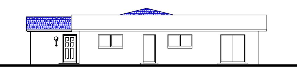 Modern Villa House design Complete AutoCAD file