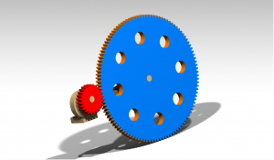gear in catia software