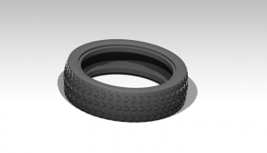 Tire Design Using Catia Software for Free Download