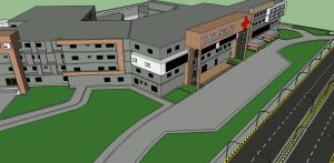 Hospital 3D File for Free Download