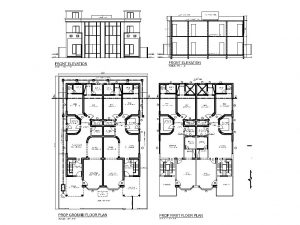 60 x 90 House Floor Plan File for Free Download