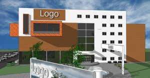 Commercial Building File for Free Download