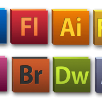 adobe files logo | Editable Files
